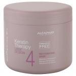 ALFAPARF Lisse Desing Keratin Therapy Rehydrating Mask