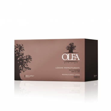 DOTT SOLARI OLEA Restructuring Lotion Baobab Oil And Linseed Oil