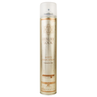 GREEN LIGHT LUXURY Misty Hair Spray Вуалевый лак-спрей