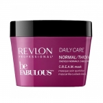 REVLON BE FABULOUS Daily Care Normal / Thick C.R.E.А.M. Mask
